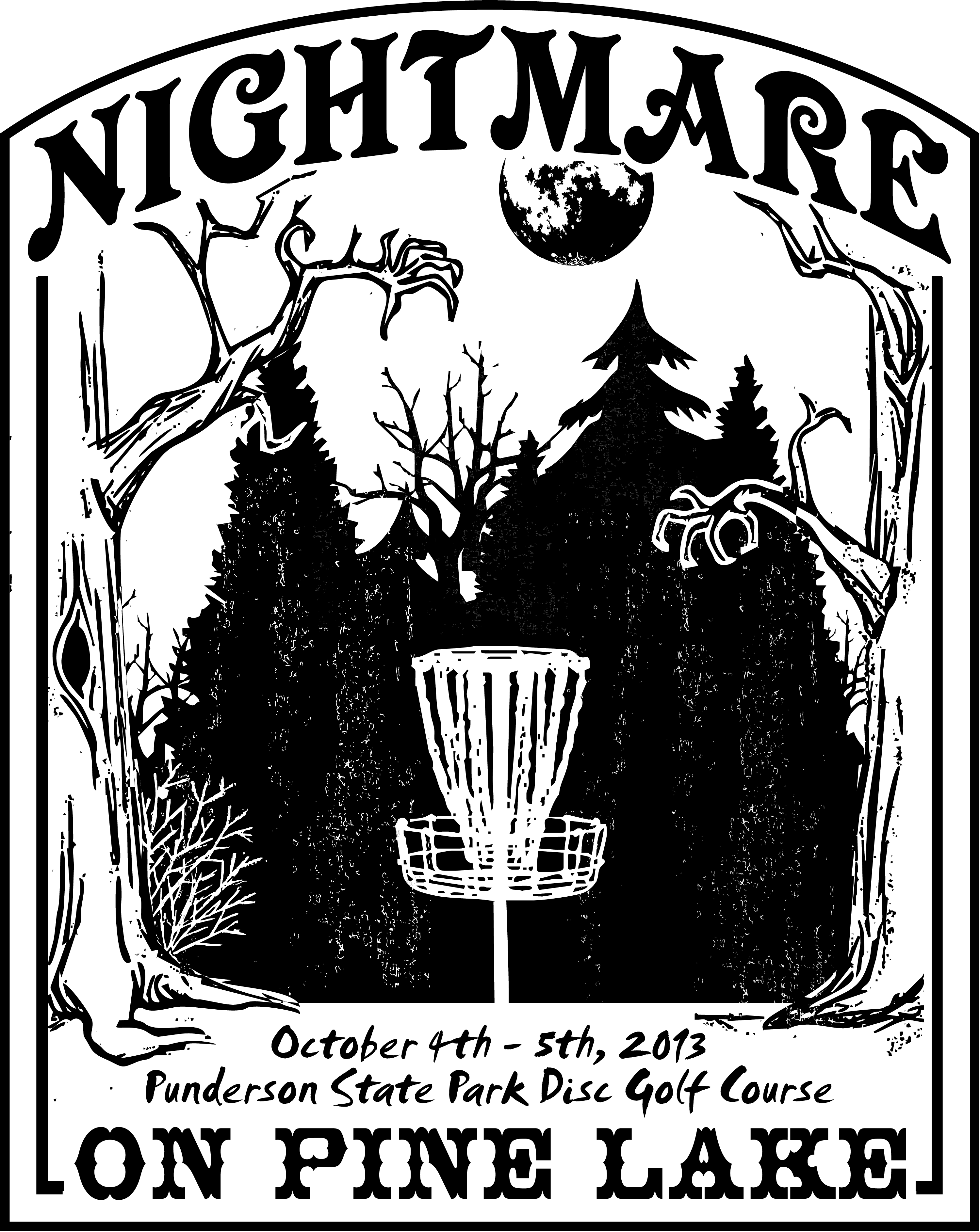 NightmarePineLake