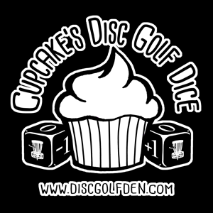 Cupcake's Disc Golf Dice Game