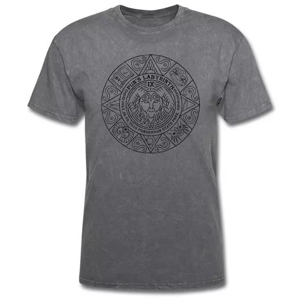 Pun's Labyrinth IX Shirts